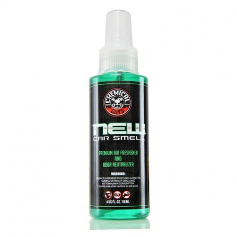 CHEMICAL GUYS CHUY BUBBLE GUM PREMIUM AIR FRESHENER & ODOR ELIMINATOR (118 ml)