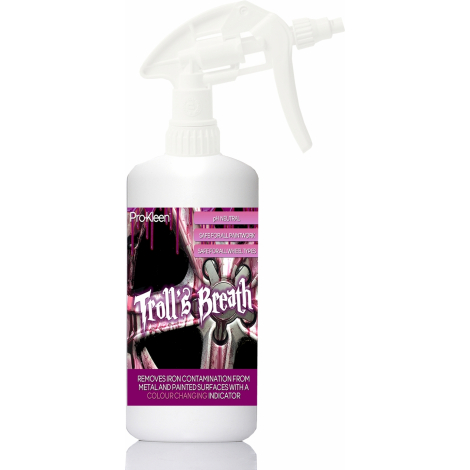 PRO-KLEEN TROLL'S BREATH IRON FALLOUT REMOVER (1000 ml)