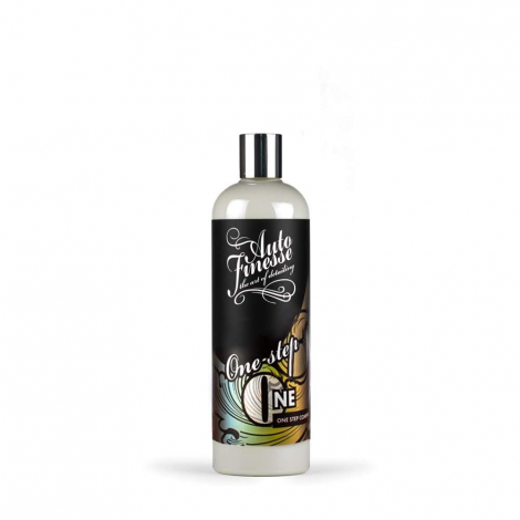 AUTO FINESSE ONE STEP COMPOUND (500 ml)