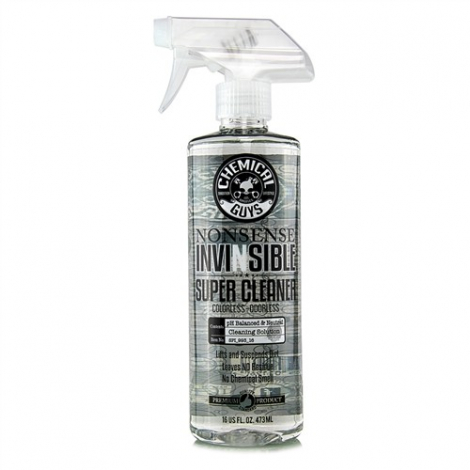 CHEMICAL GUYS NONSENSE COLORLESS & ODORLESS ALL SURFACE CLEANER (473 ml)