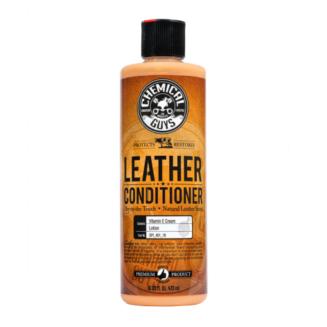 CHEMICAL GUYS LEATHER CONDITIONER (473 ml)