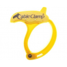 Large Cable Clamp® kollane