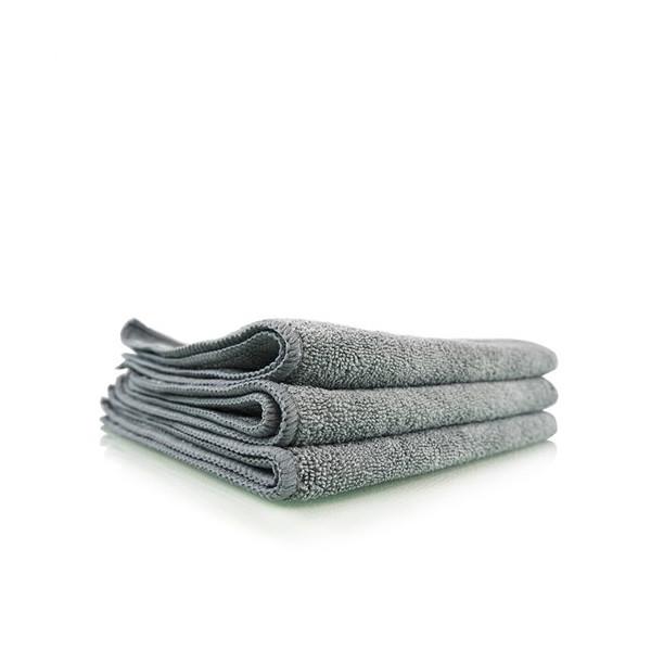 CHEMICAL GUYS WORKHORSE GRAY PROFESSIONAL GRADE MICROFIBER TOWEL