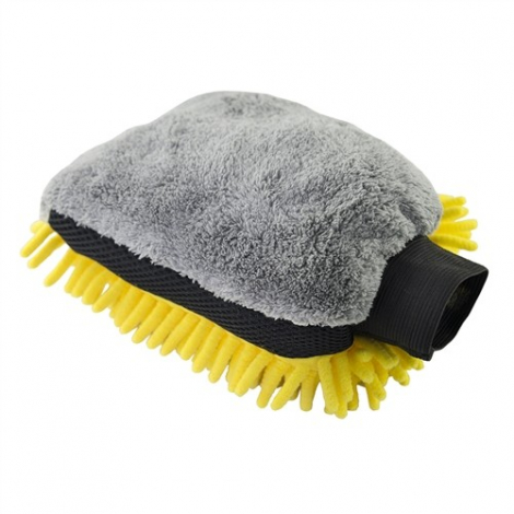 CHEMICAL GUYS THREE - WAY PREMIUM WASH MITT