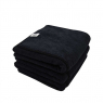 CHEMICAL GUYS WORKHORSE XL BLACK PROFESSIONAL GRADE MICROFIBER TOWEL