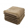 CHEMICAL GUYS WORKHORSE XL TAN PROFESSIONAL GRADE MICROFIBER TOWEL