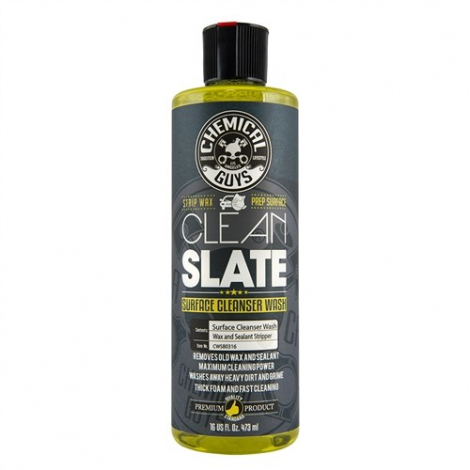 CHEMICAL GUYS CLEAN SLATE SURFACE CLEANSER WASH (473 ml)
