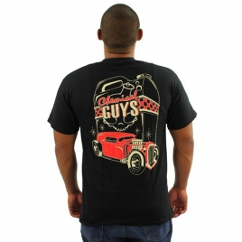 CHEMICAL GUYS CULTURE HOT ROD SHIRT