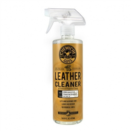 CHEMICAL GUYS LEATHER CLEANER - COLORLESS & ODORLESS SUPER CLEANER (473 ml)
