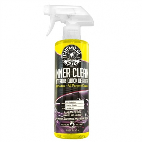 CHEMICAL GUYS INNERCLEAN INTERIOR QUICK DETAILER & PROTECTANT (473 ml)