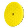 CHEMICAL GUYS HEX-LOGIC QUANTUM HEAVY CUTTING PAD YELLOW