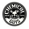 CHEMICAL GUYS LOGO STICKER (13 cm)