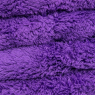 CHEMICAL GUYS HAPPY ENDING EDGELESS MICROFIBER TOWEL PURPLE