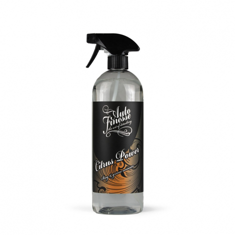 AUTO FINESSE CITRUS POWER BUG & GRIME REMOVER (1000 ml)