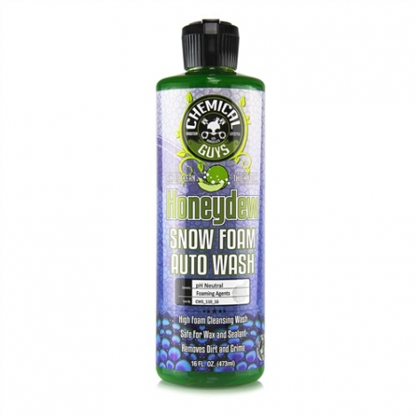 CHEMICAL GUYS HONEYDEW SNOW FOAM AUTO WASH CLEANSER (473 ml)