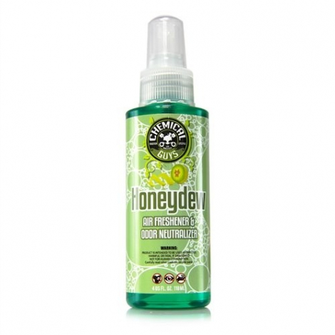 CHEMICAL GUYS HONEYDEW PREMIUM AIR FRESHENER & ODOR ELIMINATOR (118 ml)