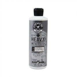 CHEMICAL GUYS HEAVY METAL POLISH (473 ml)