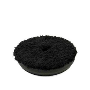 CHEMICAL GUYS BLACK OPTICS MICROFIBER BLACK POLISHING PAD