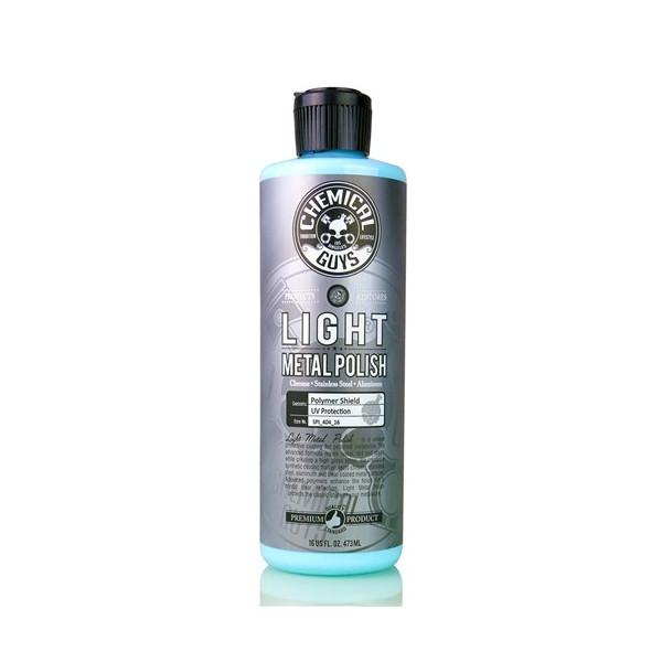 CHEMICAL GUYS LIGHT METAL POLISH (473 ml)