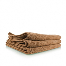 CHEMICAL GUYS WORKHORSE TAN PROFESSIONAL GRADE MICROFIBER TOWEL