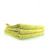 CHEMICAL GUYS WORKHORSE YELLOW PROFESSIONAL GRADE MICROFIBER TOWEL