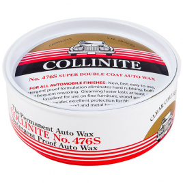 COLLINITE SUPER DOUBLE COAT AUTO WAX 476S (266 ml)