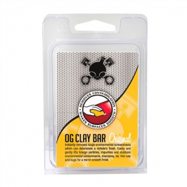 CHEMICAL GUYS CLAY BAR YELLOW LIGHT/MEDIUM (100 G)