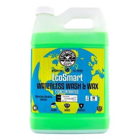 CHEMICAL GUYS ECOSMART - HYPER CONCENTRATED WATERLESS CAR WASH & WAX (3780 ml)