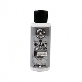 CHEMICAL GUYS HEAVY METAL POLISH (118 ml)