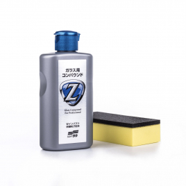 SOFT99 GLASS COMPOUND Z 100ml