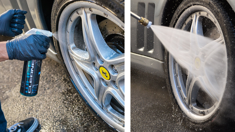 Chemical Guys Eesti Wheel Cleaner